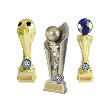 Picture for category Soccer Trophies