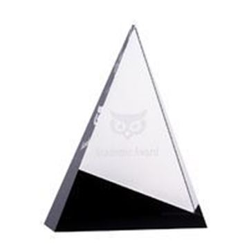 Ebony Crystal Triangle Award