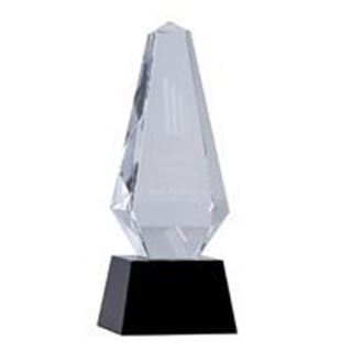 Ebony Crystal Obelisk Award