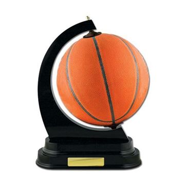 Basketball - Holder & Spinner 350mm