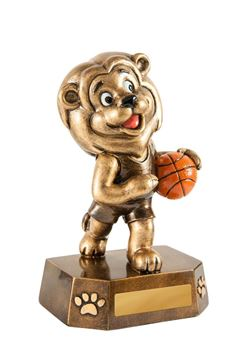 Basketball Lion 128mm