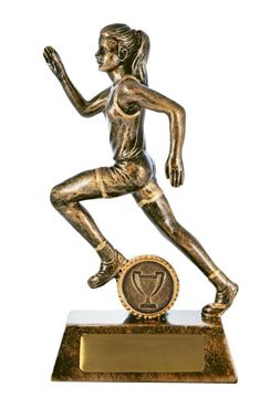 Athletics All Action Hero - Female