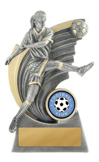 Picture of Kaboom Soccer - Female (626-9FA) (125mm)