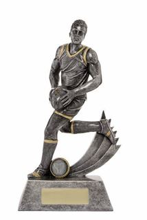 Picture of All Action Hero Trophy - Male (742S-3D) (270mm)