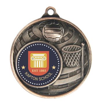 Picture of Global Medal (1073C-8BR)( 50.0)