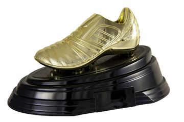 Picture of Golden Boot on Base (221-9)(250.0*140.0)