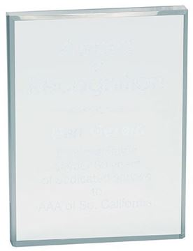 Picture of Rectangle Acrylic